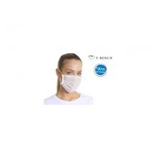 Медицинска маска за еднократна употреба, бяла, 50 бр. в опаковка
