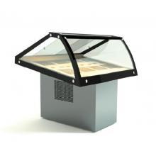 Демонстрационнна охладителна витрина за риба PSAR102